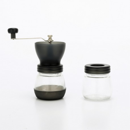 Manual Coffee Beans Grinder Black