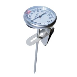Stainless Steel Milk Espresso Coffee Frothing Thermometer