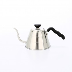 Stainless Steel Tea and Coffee Drip Kettle for Barista 1.0L