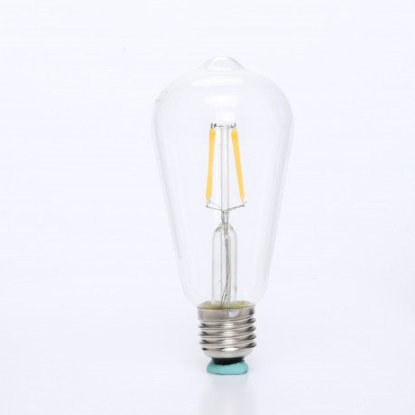 1PCS E27 4W LED Edison Light Bulb