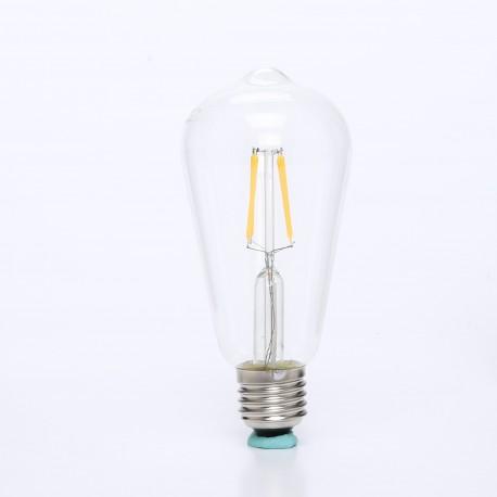1PCS E27 4W LED Edison Light Bulb