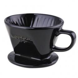 Coffee Ceramic Filter Mug