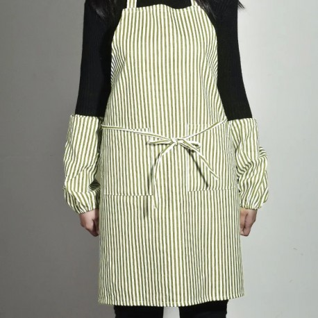 Stripes Apron