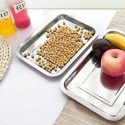 Multifuction Stainless Steel Tray