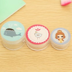 2PCS Pack Travel Lotion Box
