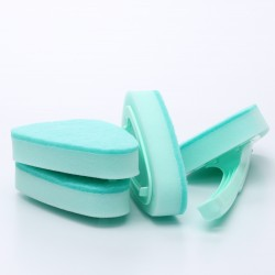 Replaceable Triangle-shaped Sponge Brush