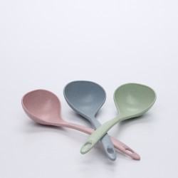 Solid Colour Tablespoon For Soup