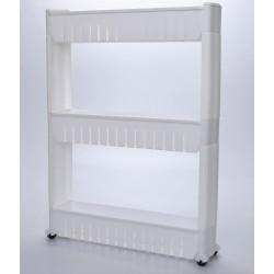 White Storage Rack