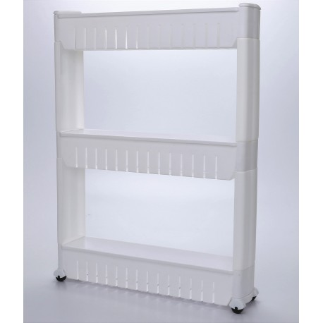 White Storage Rack