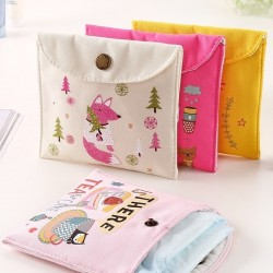 Ladies Portable Sanitary Napkin Bag