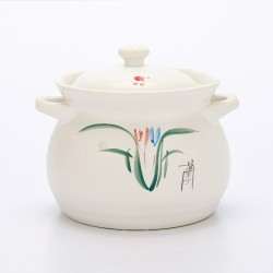 Ceramic Claypot For Soup 2.75L