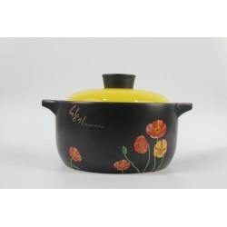 Korea Design Premium Quality Ceramic Pot Stewpot 1.6L