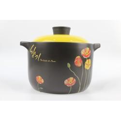 Korea Design Premium Quality Ceramic Pot Stewpot 4L