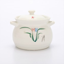 Ceramic Claypot For Soup 4.3L