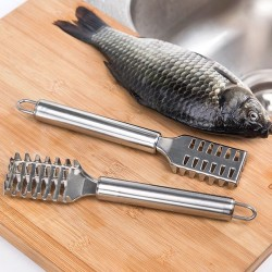 Stainless Steel Fish Scaler